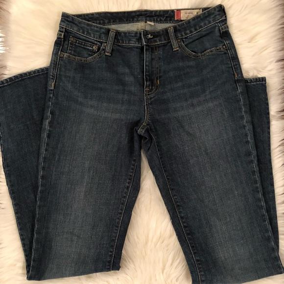 GAP Pants - Gap Classic jeans pants stretch size 6L
